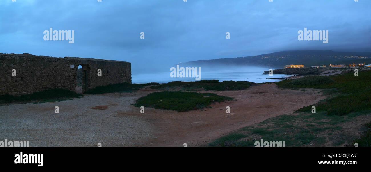 Guincho Beach, Cascais, Portugal, Praia do Guincho Stock Photo