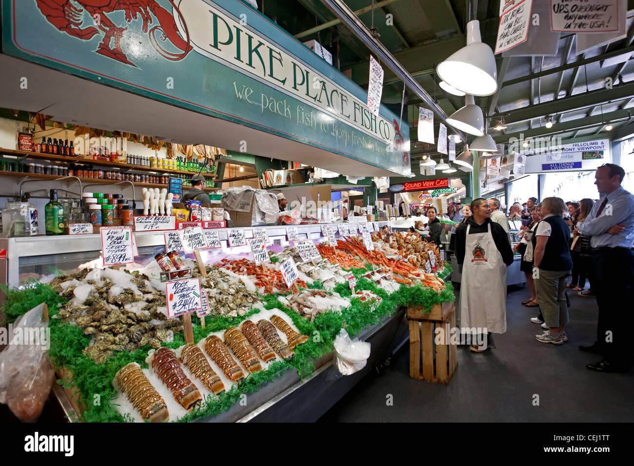 Fish Markets In West Island