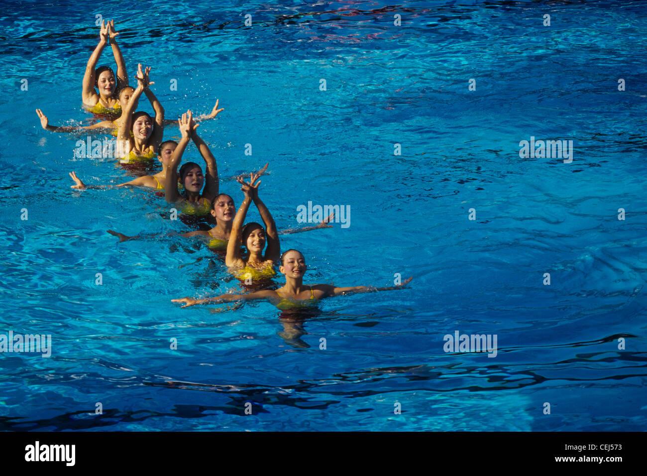Swimming at the 1994 World Aquatics Championships