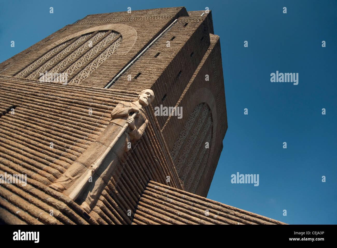 Voortrekker Monument,Pretoria,Gauteng - Stock Image