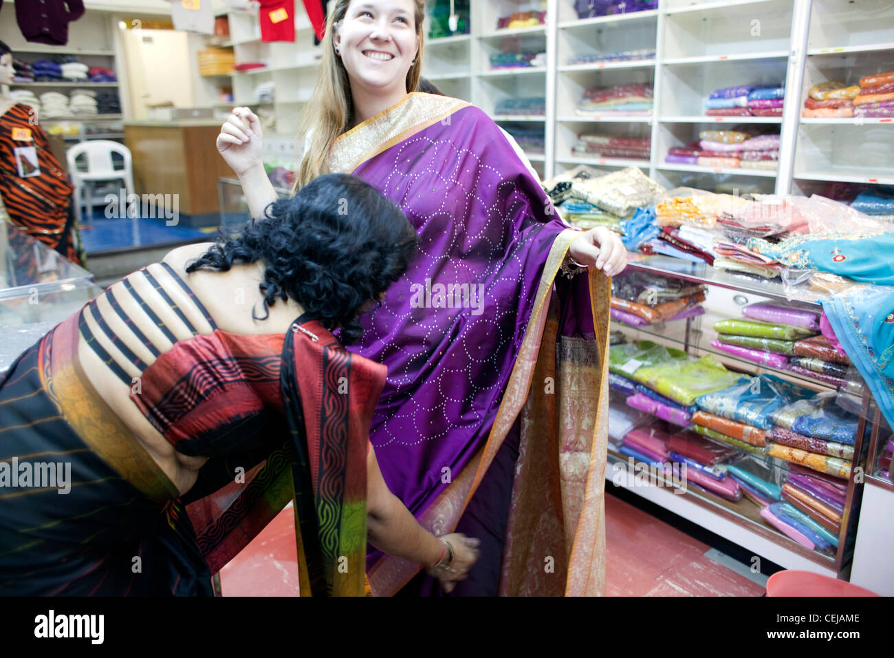 Indian Fashion Store On Morningside