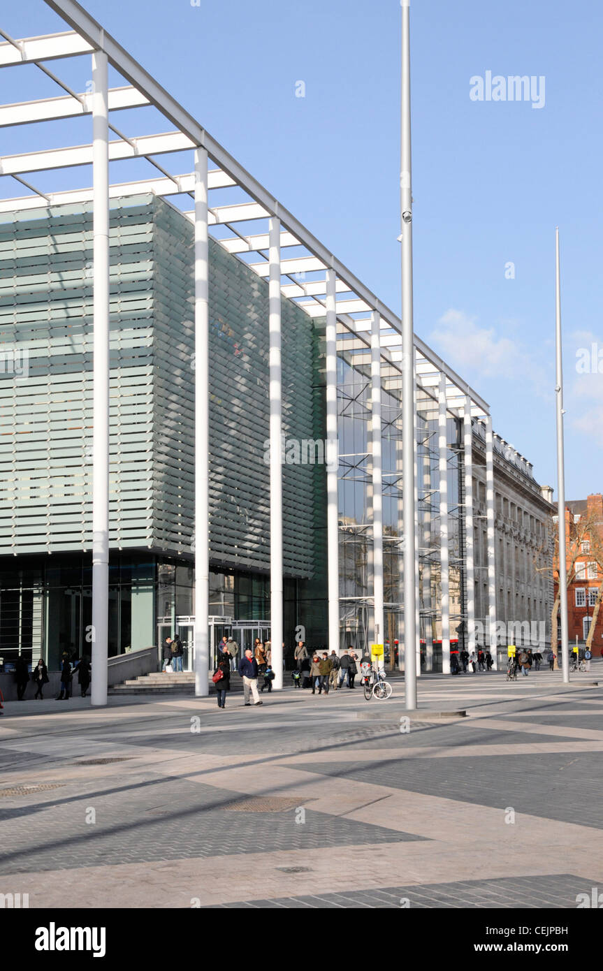 Miraculous Imperial College University London Modern Building Structure Download Free Architecture Designs Scobabritishbridgeorg