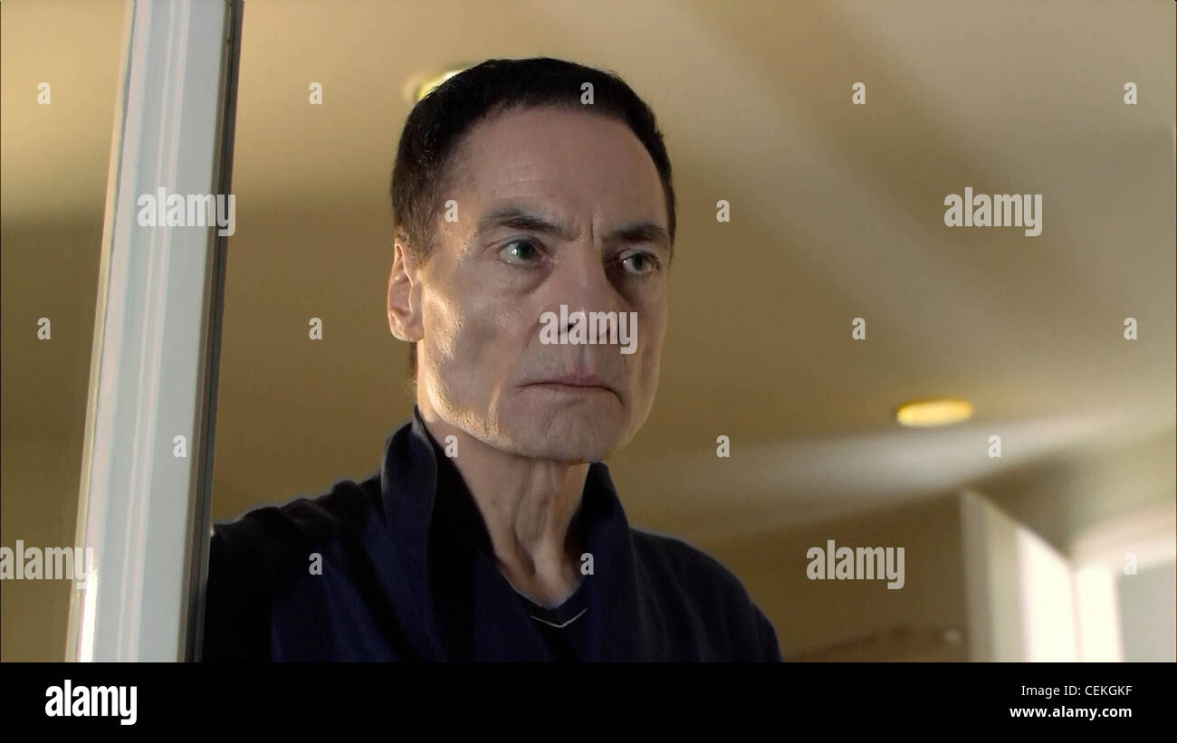 THE HUMAN CENTIPEDE (2009) DIETER LASER TOM SIX (DIR) 002 MOVIESTORE COLLECTION LTD - Stock Image