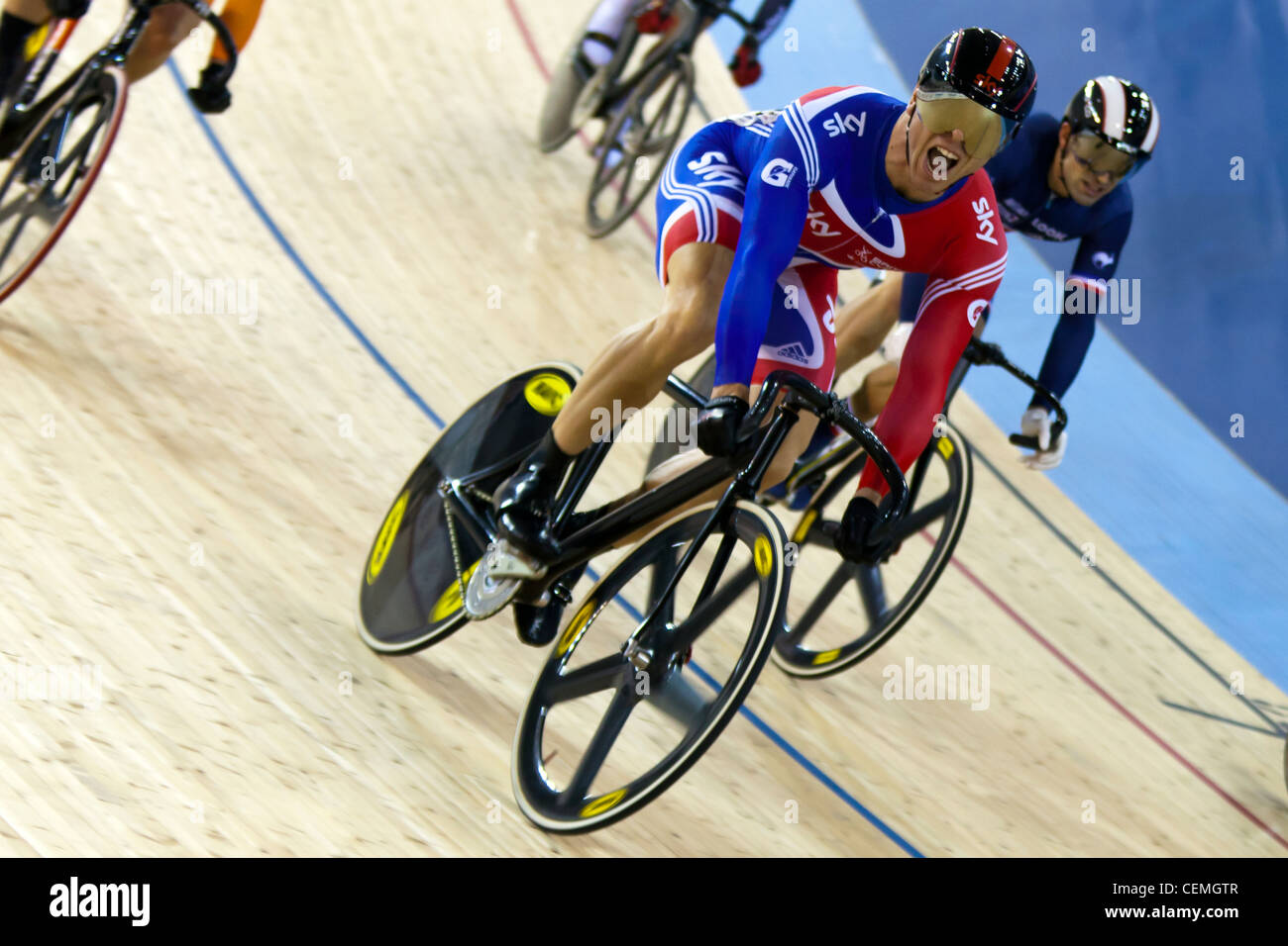 The World Cup Of Track Cycling