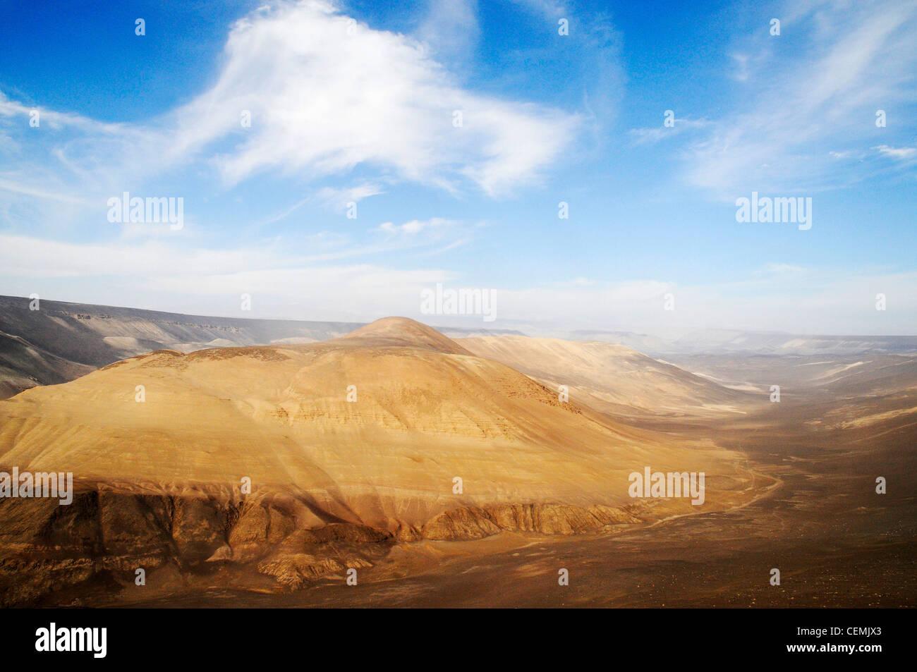 Atacama desert - Stock Image
