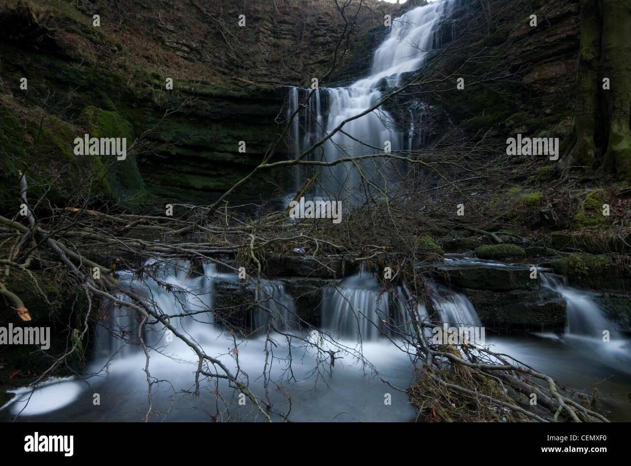 Scalebar Force - Yorkshire Dales National Park - Stock Image
