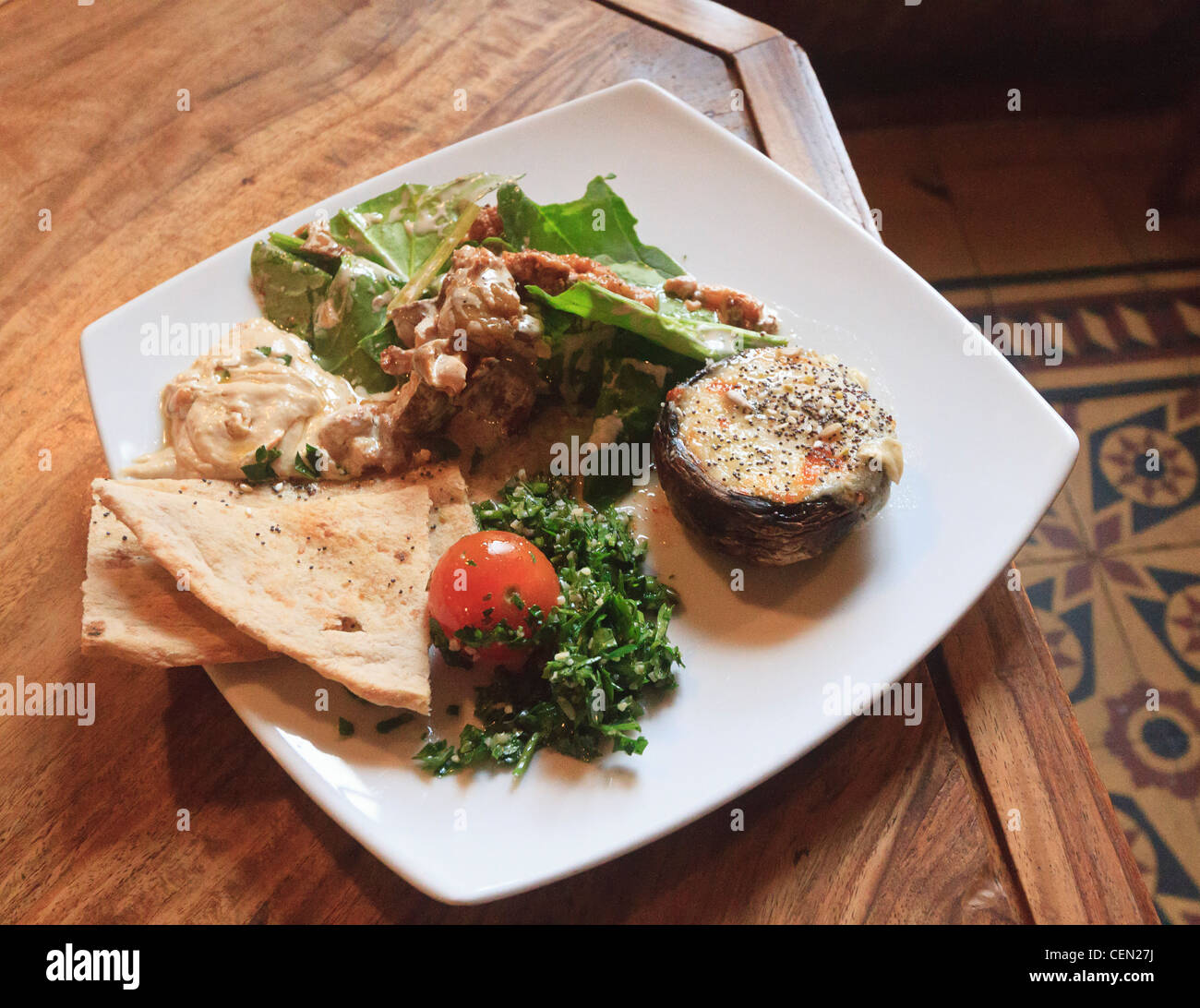 Middle Eastern Foods Stock Photos & Middle Eastern Foods