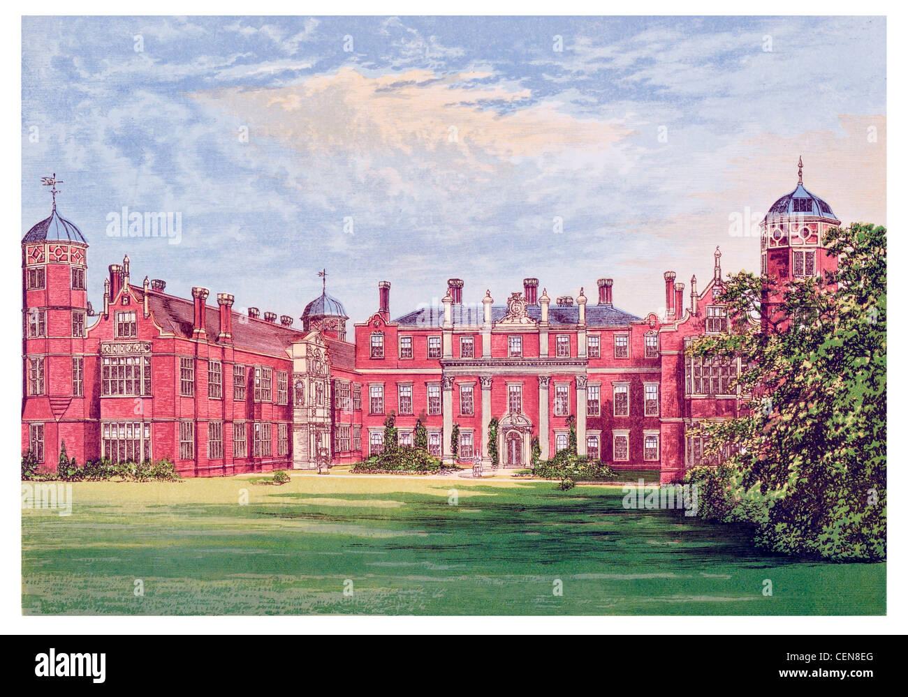 Cobham Hall Stock Photos & Cobham Hall Stock Images - Alamy