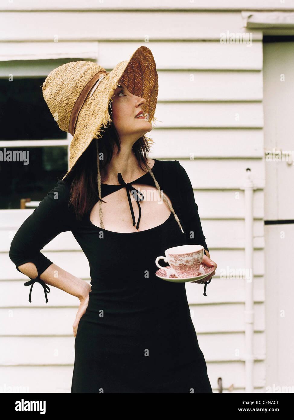 Leona Edmiston One Of Australias Most Successful Fashion Designers Stock Photo Alamy