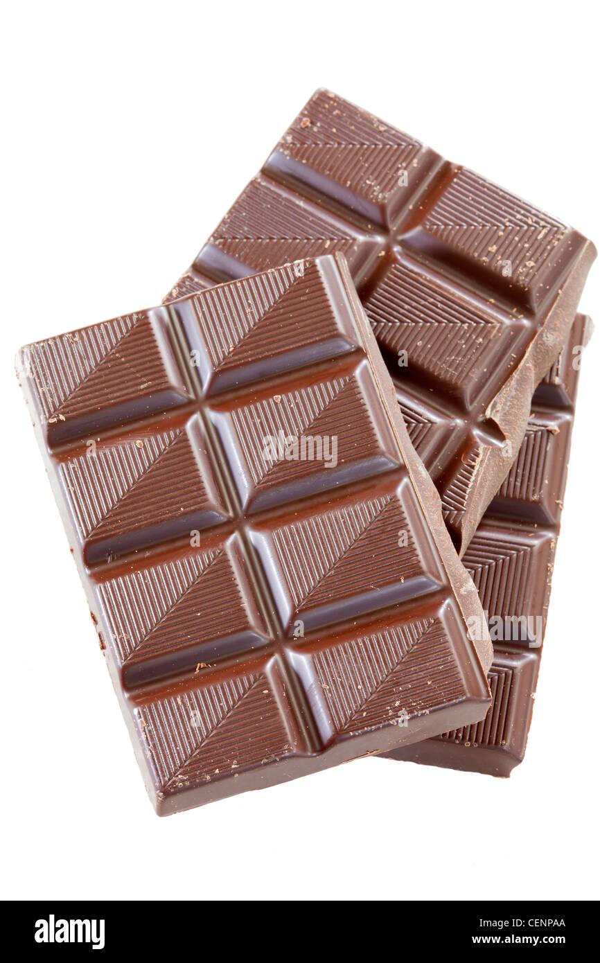 Chocolate - Stock Image