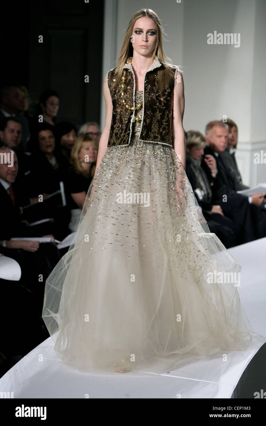 Transparent Pictures of Oscar De La Renta Dresses