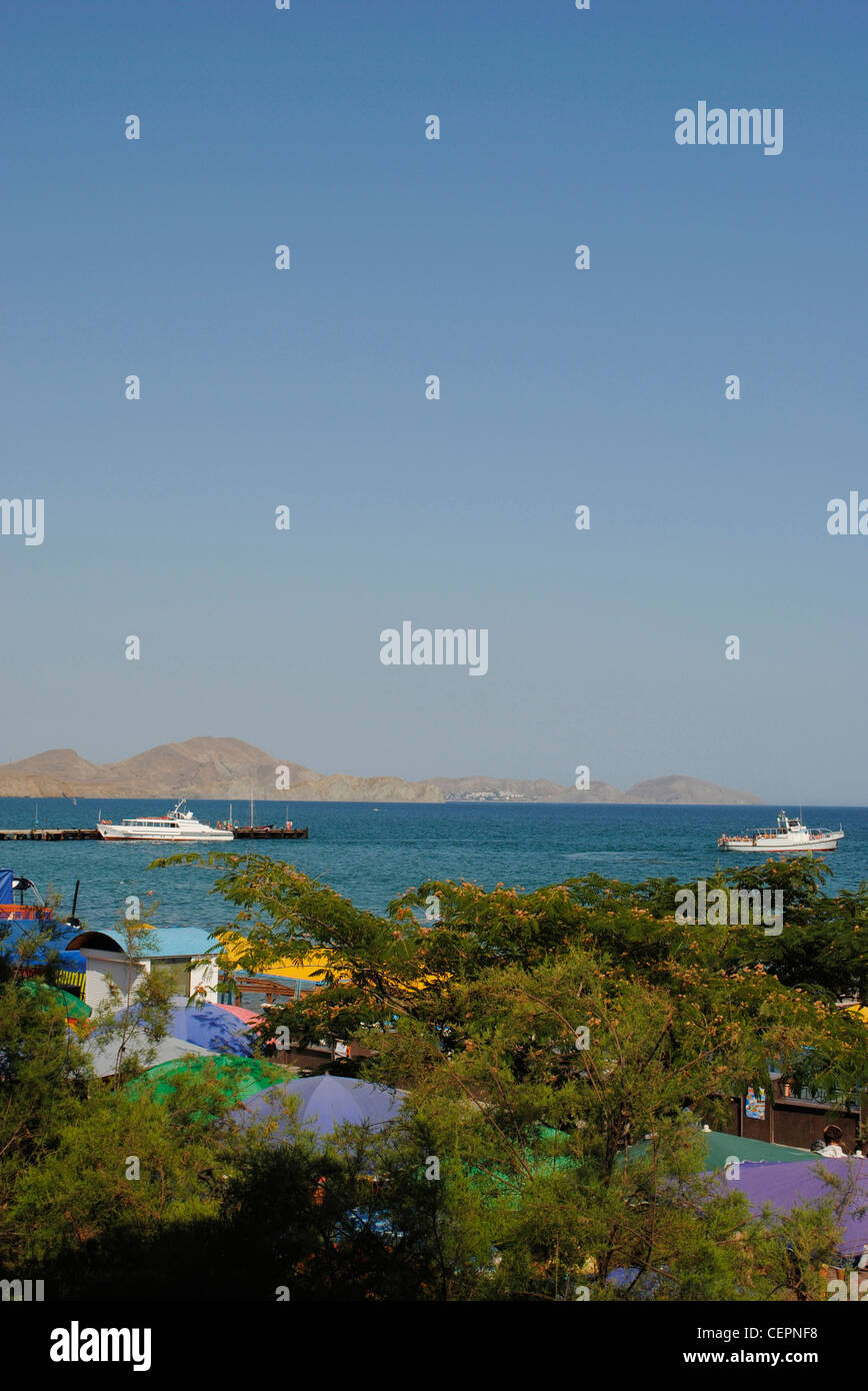 Silent Cove in Koktebel: description, how to get, reviews 14