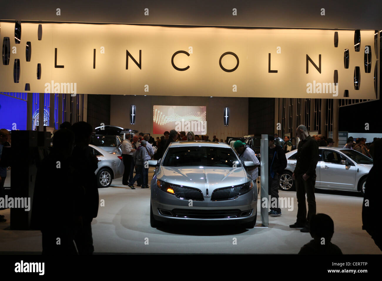 Lincoln Car Stock Photos Lincoln Car Stock Images Alamy - Lincoln car show
