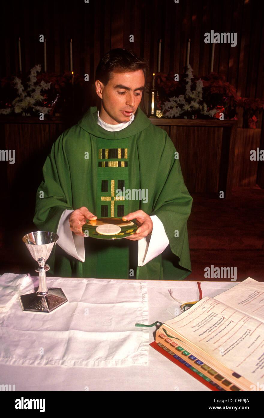 1, one, Roman Catholic priest, Catholic priest, preparation