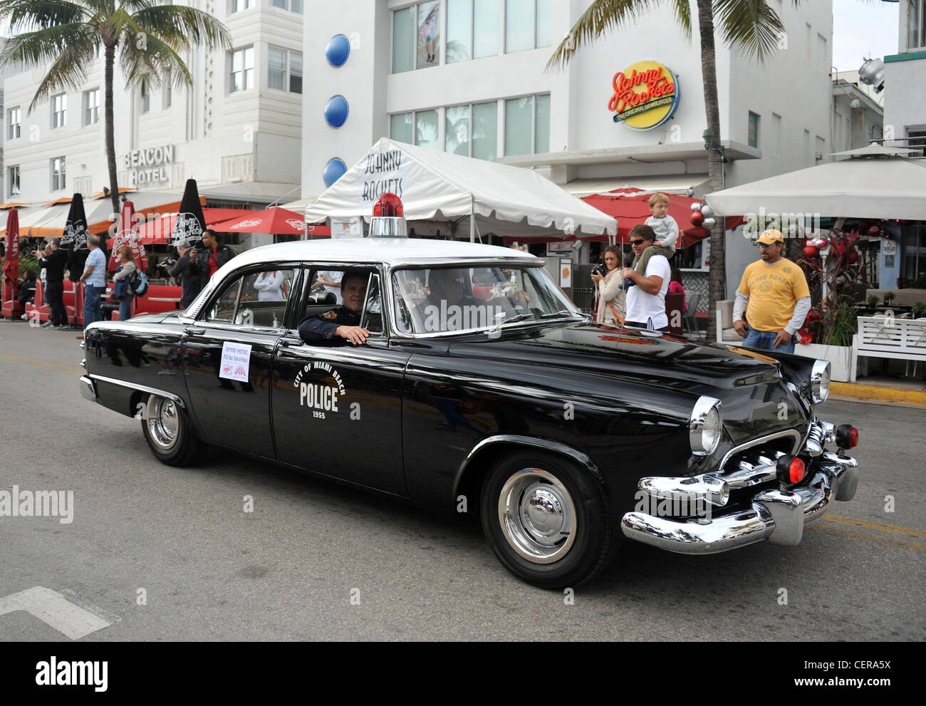 Vintage Police Car Stock Photos & Vintage Police Car Stock Images ...