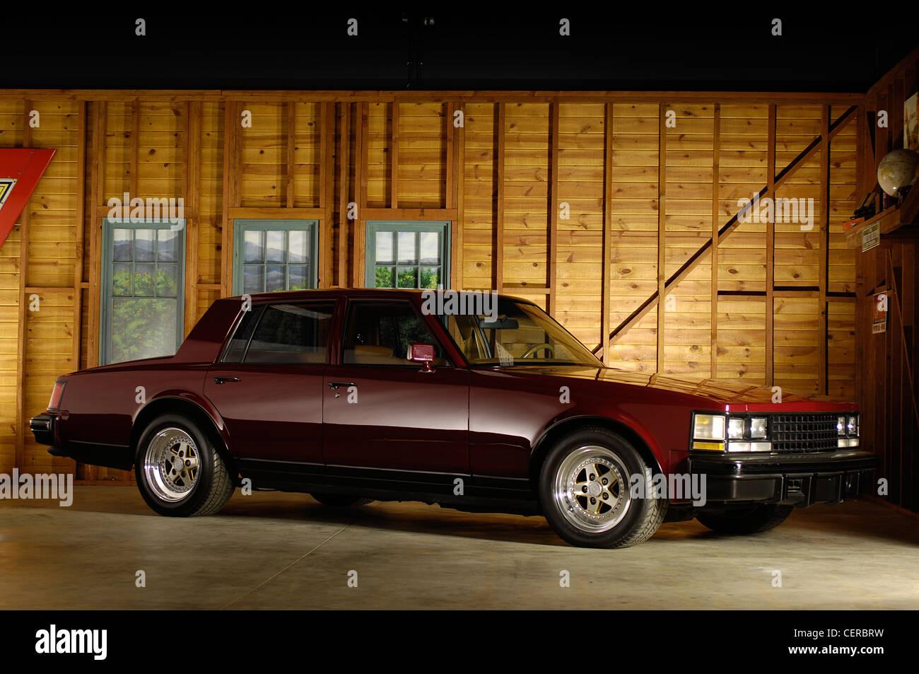 1976 Cadillac Seville Custom - Stock Image