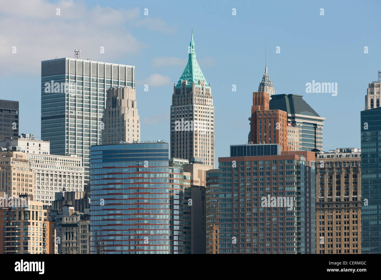 40 Wall Street NycStock Photos and Images
