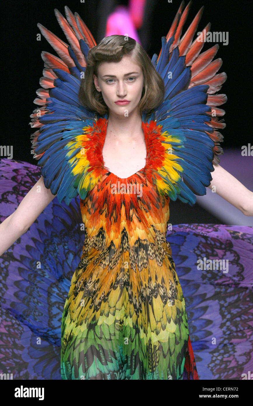 Alexander Mcqueen Paris Ready To Wear Spring Summer Bird