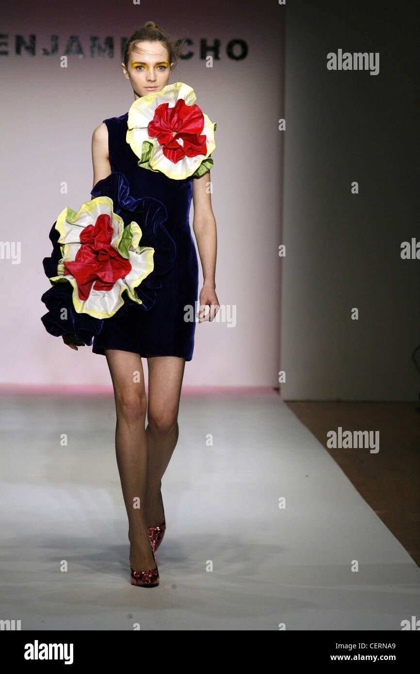 Benjamin Cho New York Ready To Wear Autumn Winter S Style Navy