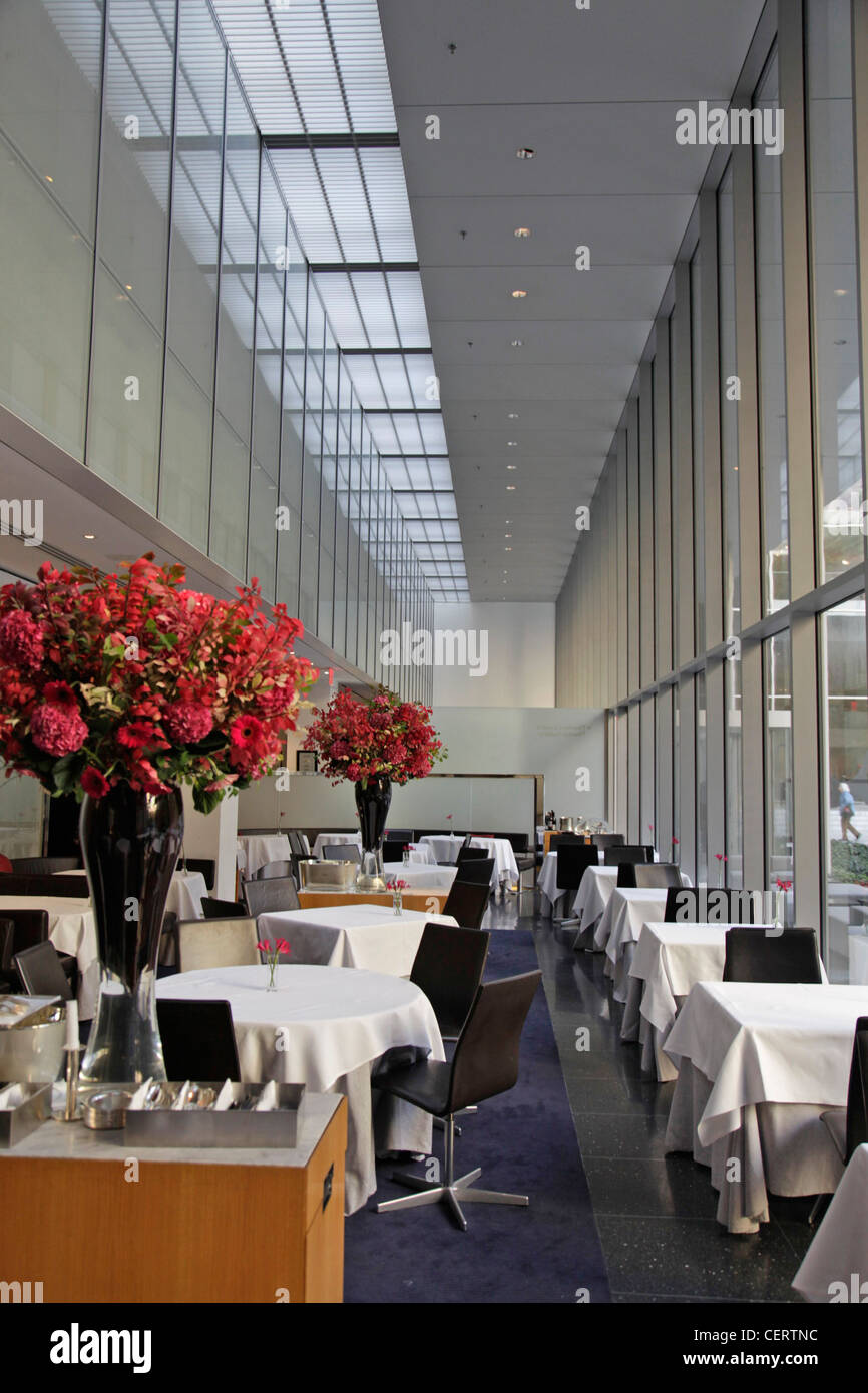 Museum Of Modern Art Restaurant Nyc