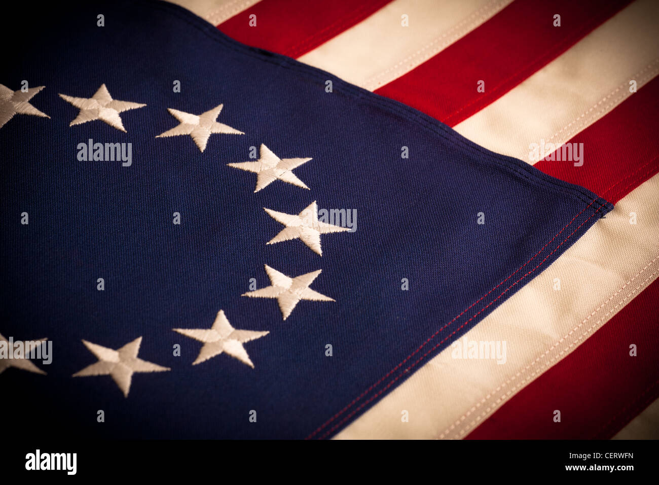 Betsy Ross FlagStock Photos and Images