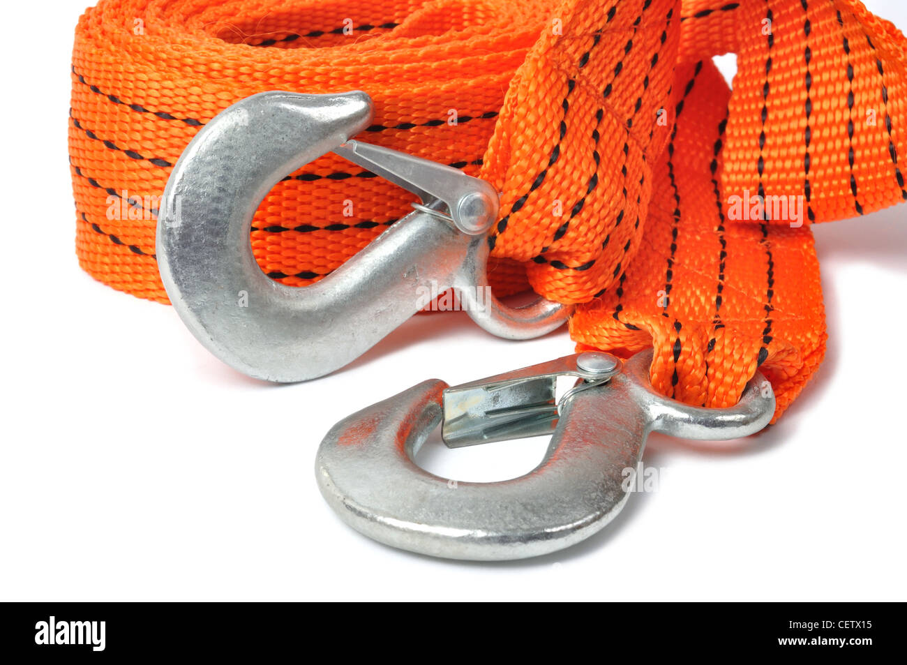 Towing Rope - Stock Image