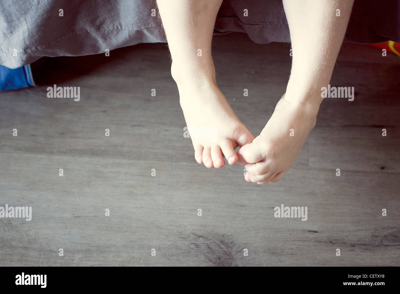 Just Feet Stock Photos & Just Feet Stock Images - Alamy