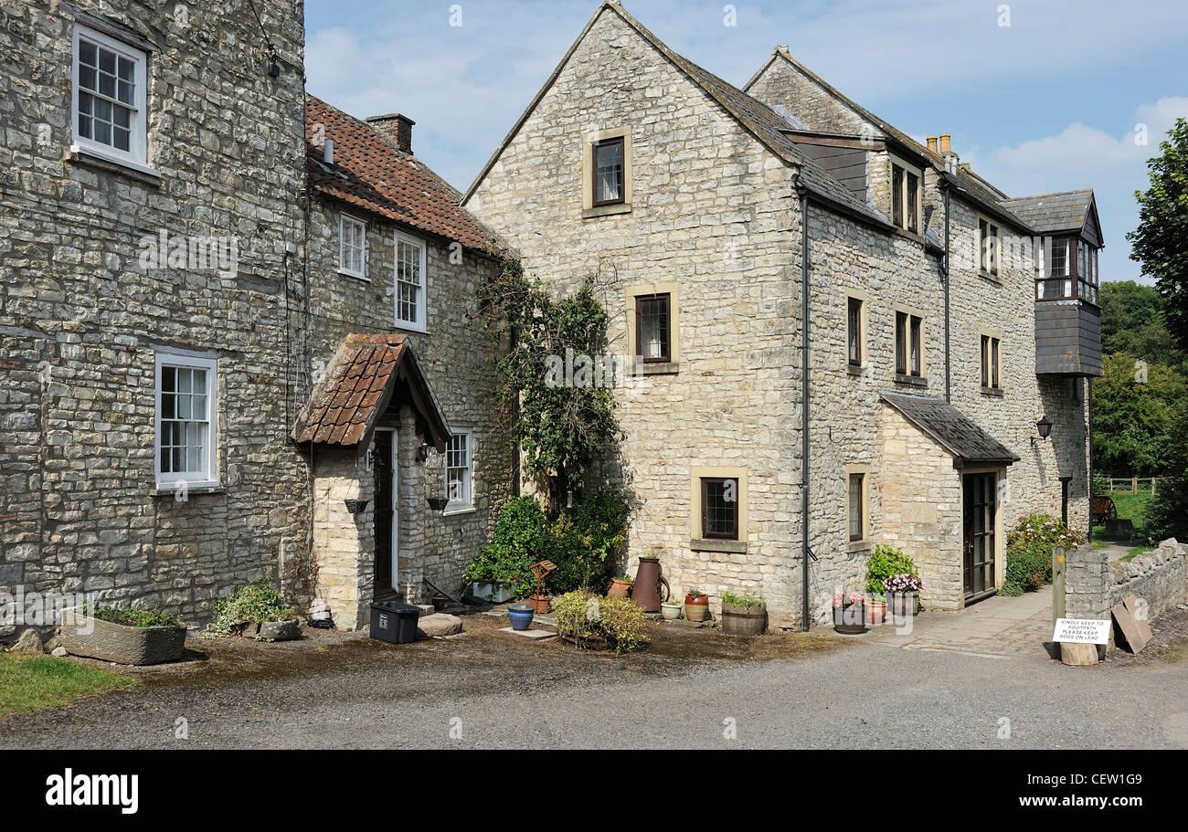 Compton Dando Bath and Northeast Somerset England UK - Stock Image