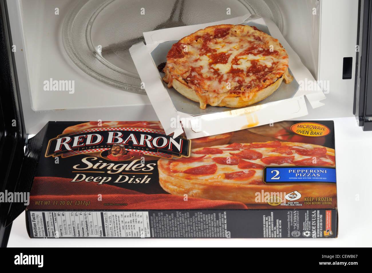 Frozen Pizza Box Food Stock Photos Frozen Pizza Box Food