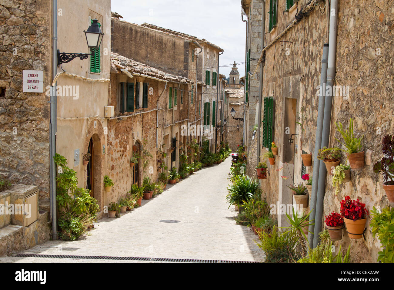Mallorca - Stock Image