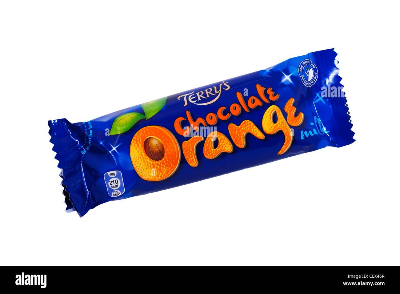Chocolate Orange Bar Stock Photos Chocolate Orange Bar