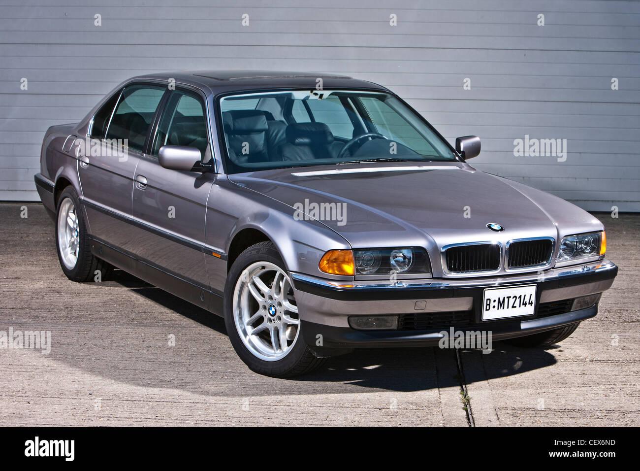 BMW 7 Series E38 Model, James Bond Classic Car