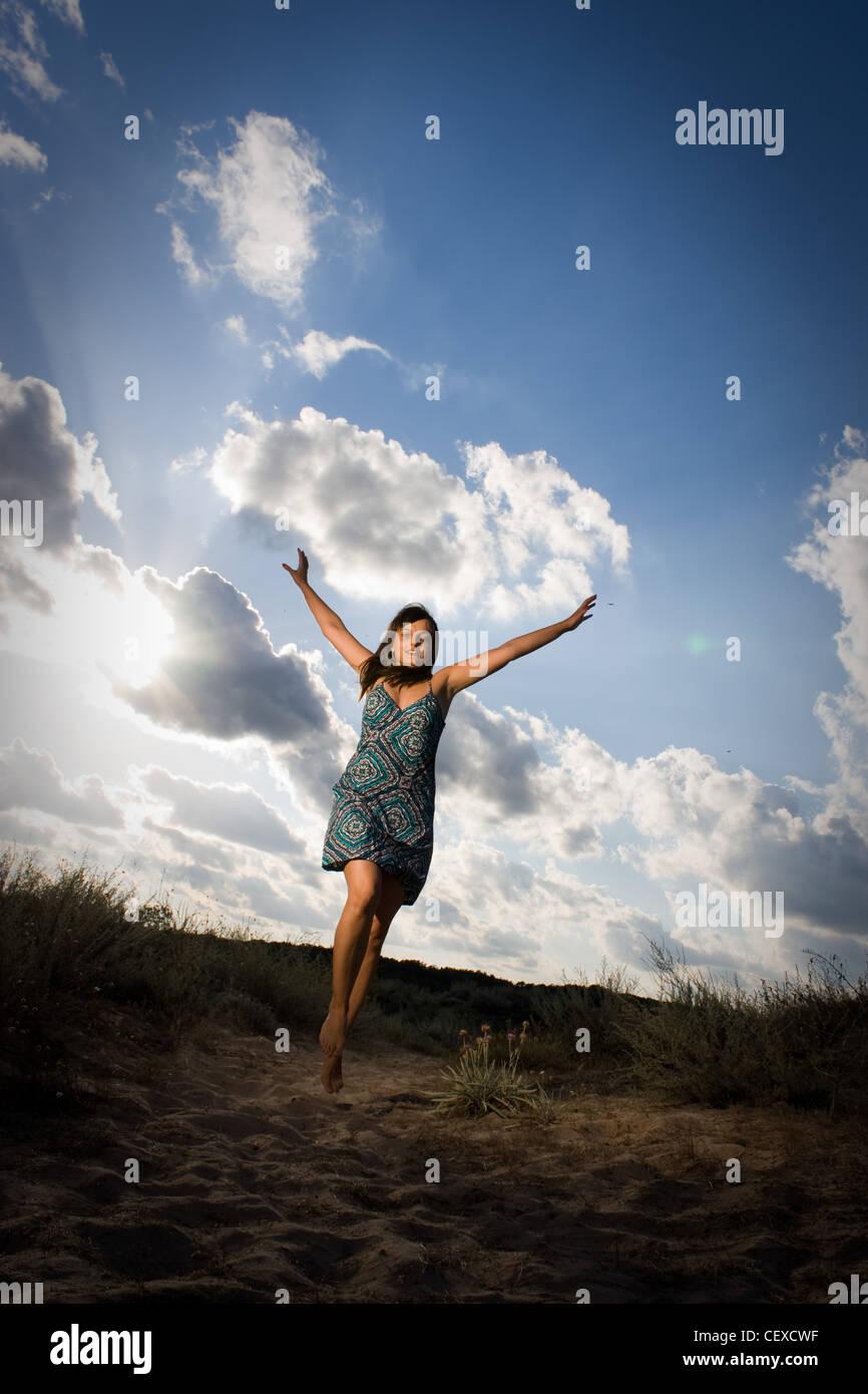 Enjoy the life! - Stock Image