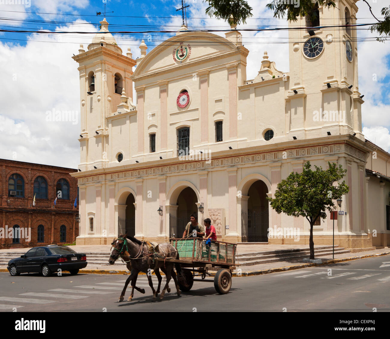 Paraguay, the capital. Asuncion: sights and photos 24