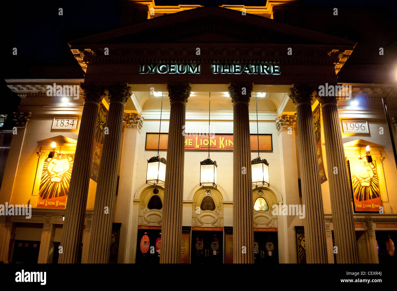 Covent Garden Theatre Stock Photos & Covent Garden Theatre Stock ...