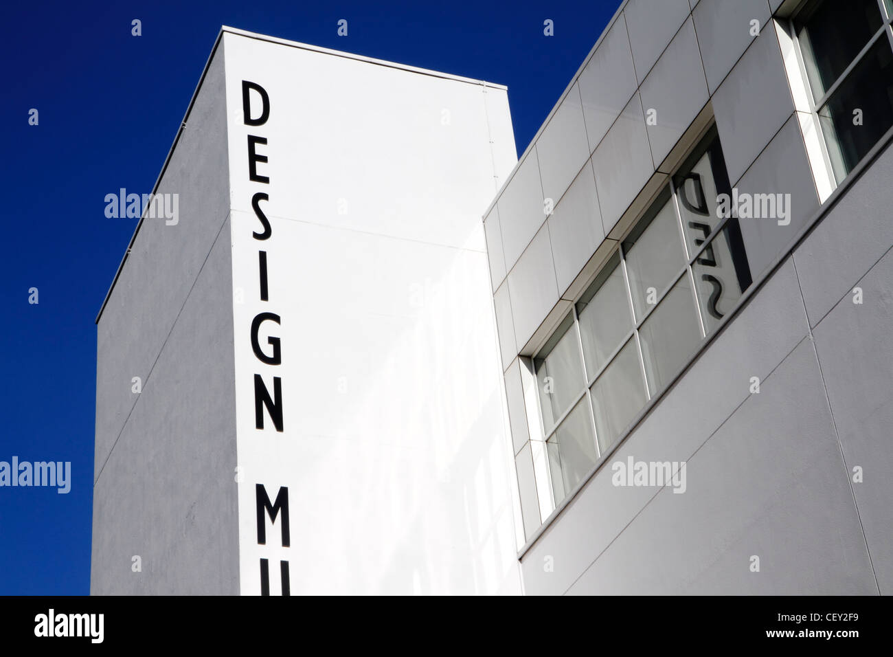 Former Design Museum site at Shad Thames, London, UK. In 2016 the museum moved to a new location. - Stock Image