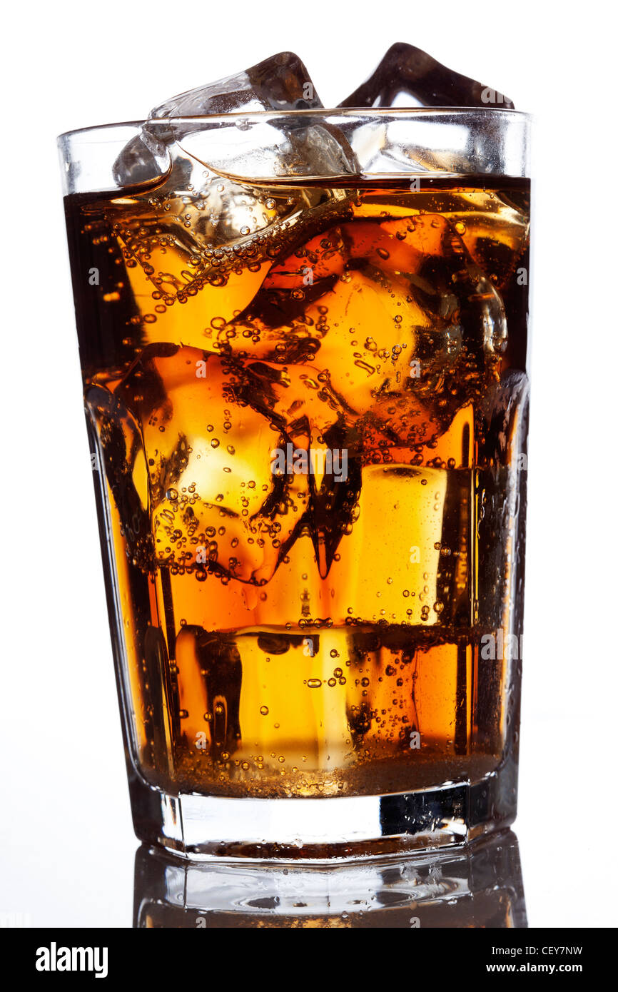cola - Stock Image