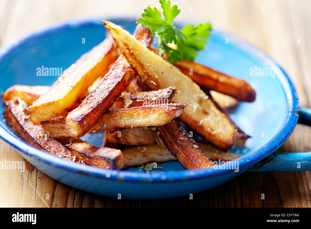 chips - Stock Image