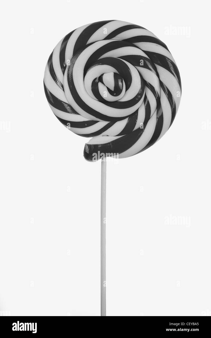 lollipop black and white stock photos images alamy