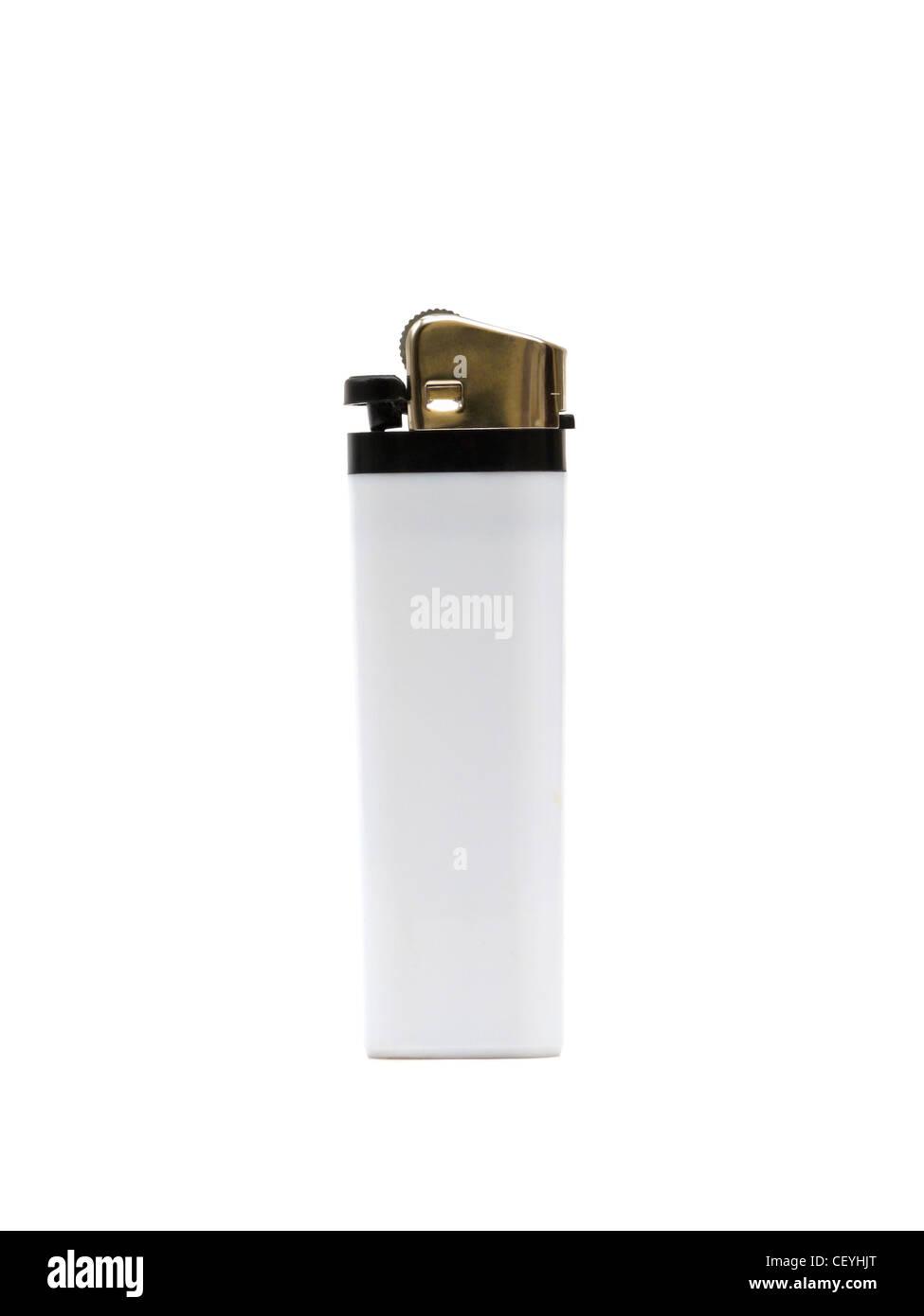 White Lighter - Stock Image