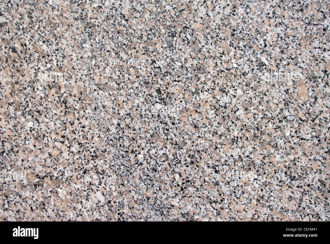 close up granite marble surface patterned background Stock Photo