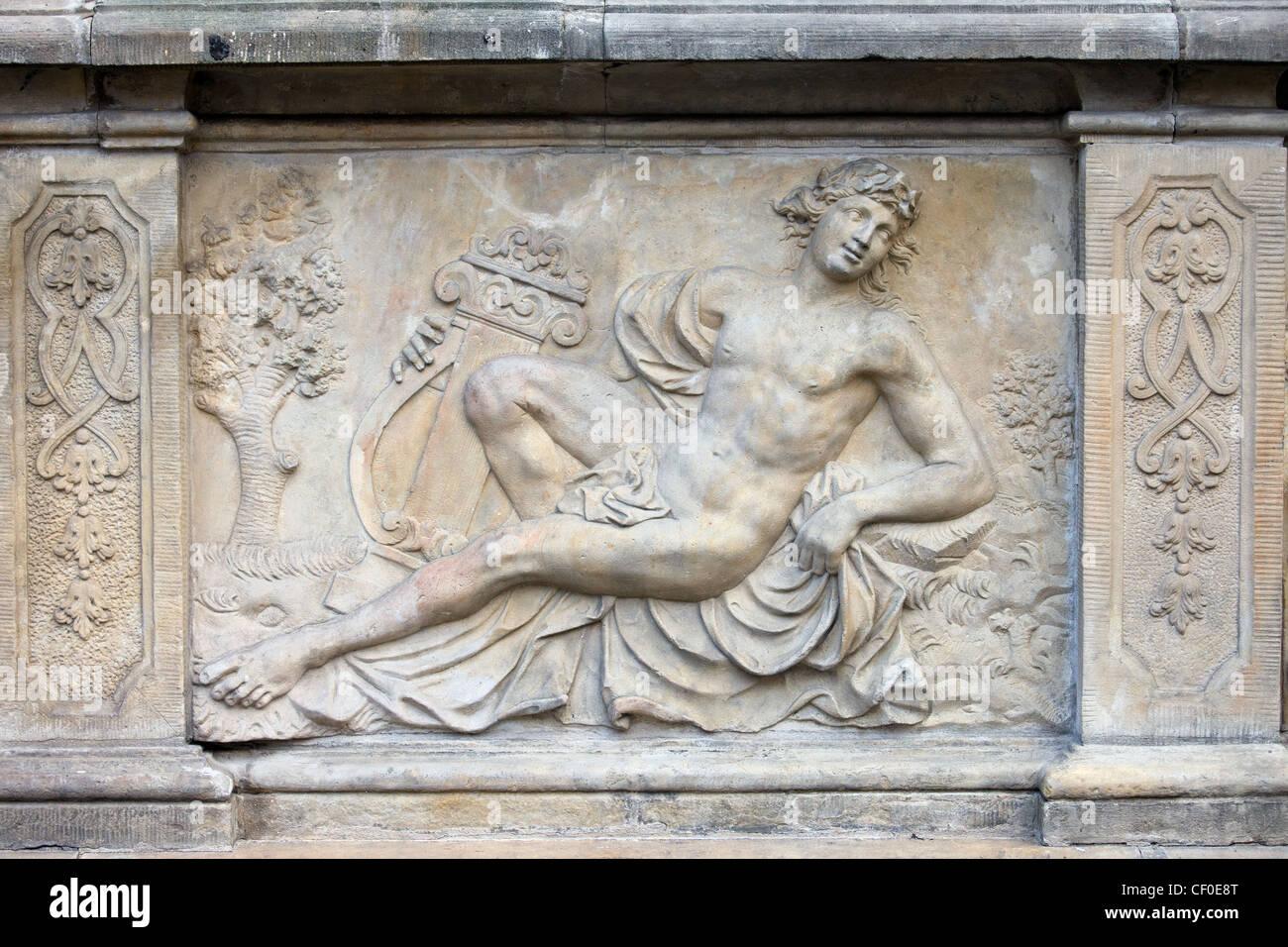 Древнегреческие бог дома