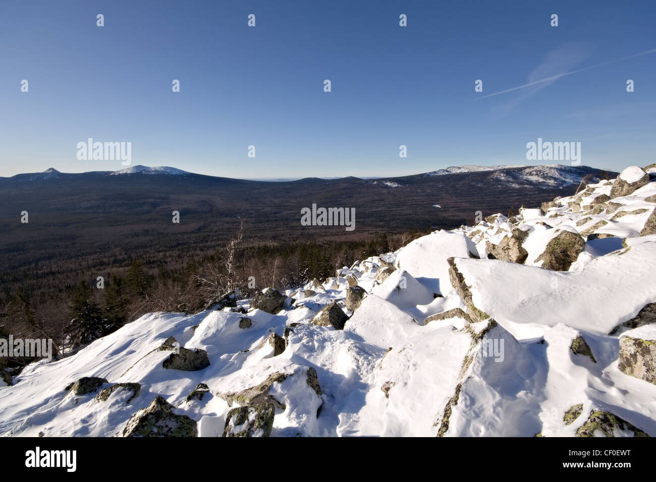 Mount Taganay in the Urals: ridges, peaks, interesting facts 59