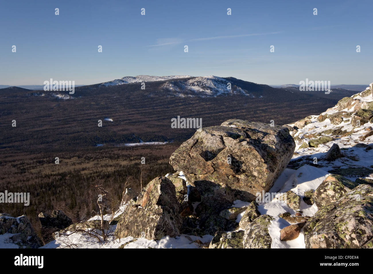 Mount Taganay in the Urals: ridges, peaks, interesting facts 69