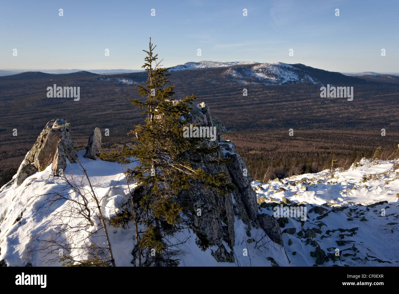Mount Taganay in the Urals: ridges, peaks, interesting facts 29