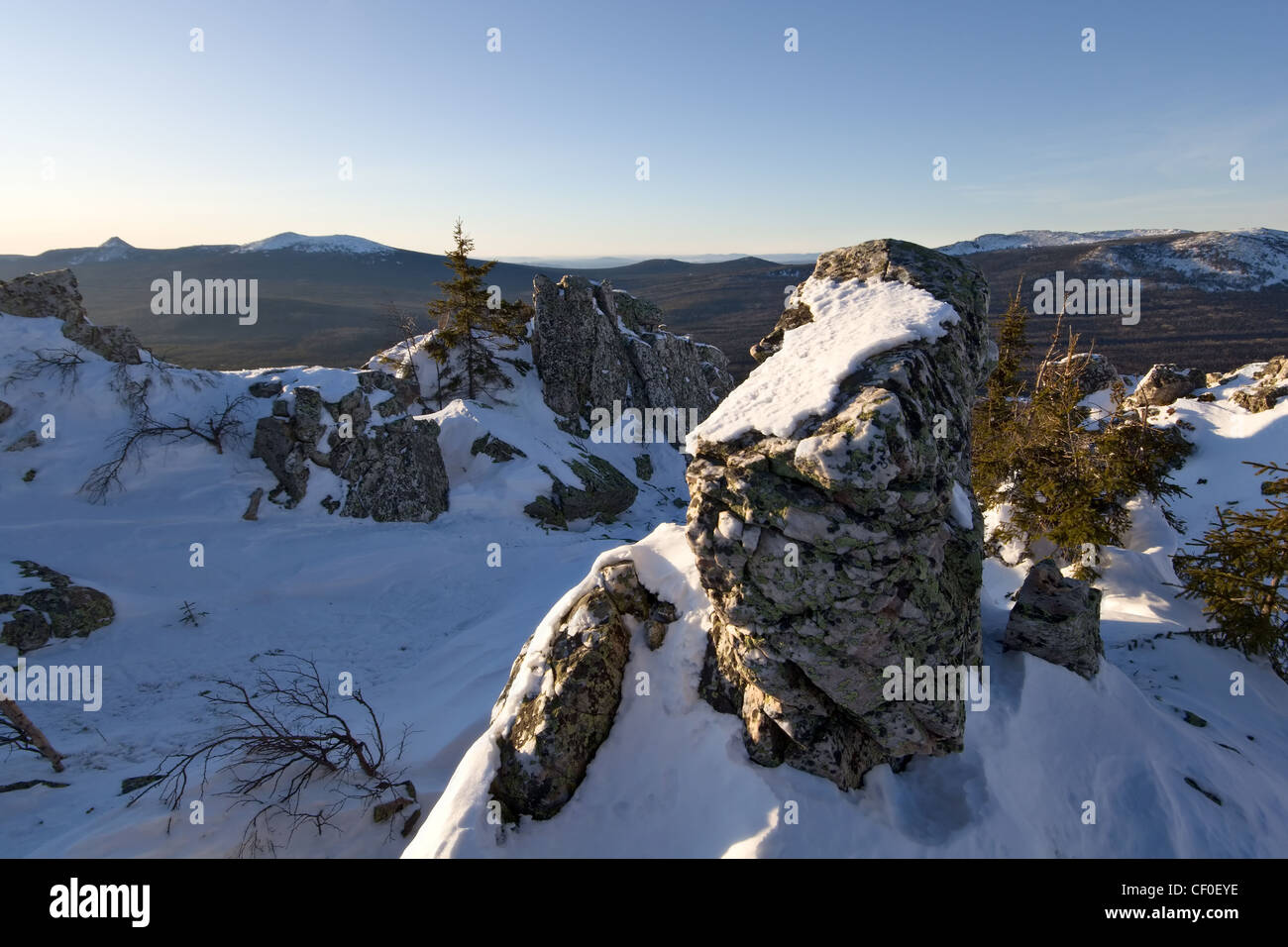 Mount Taganay in the Urals: ridges, peaks, interesting facts 78