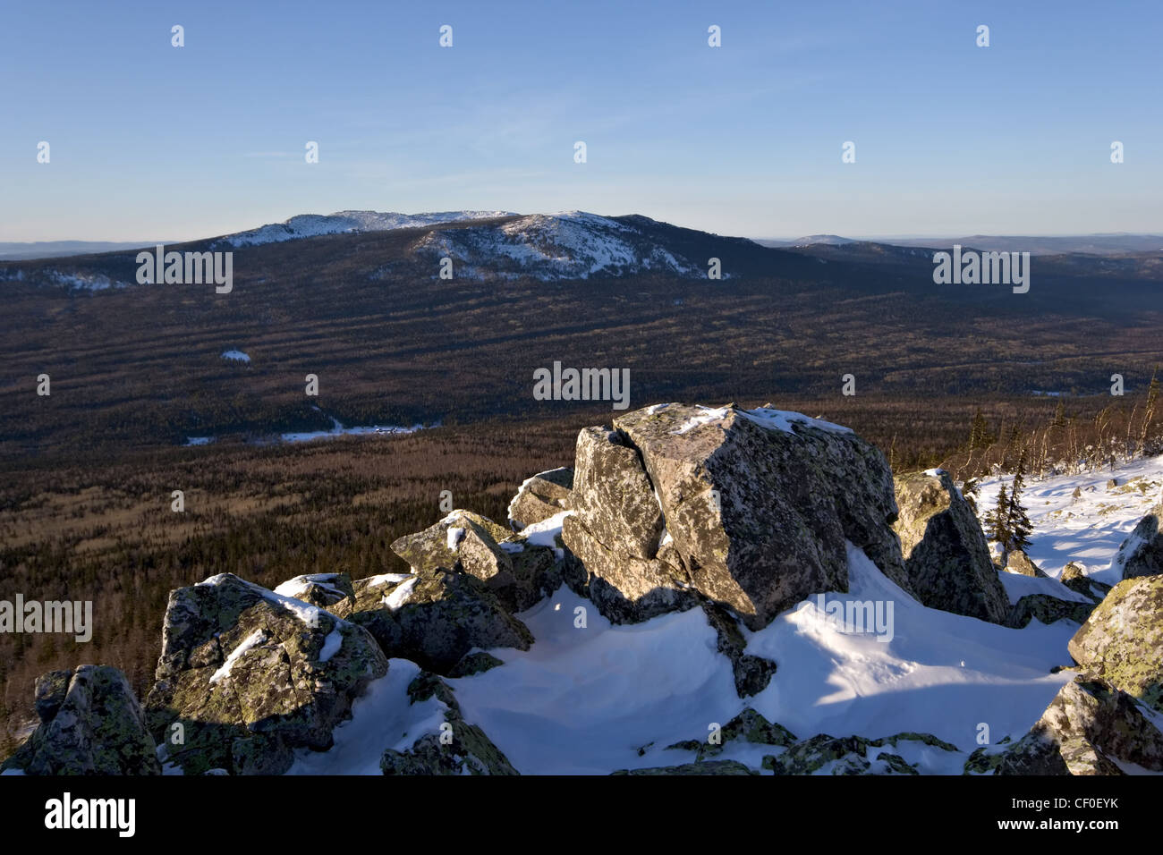Mount Taganay in the Urals: ridges, peaks, interesting facts 48