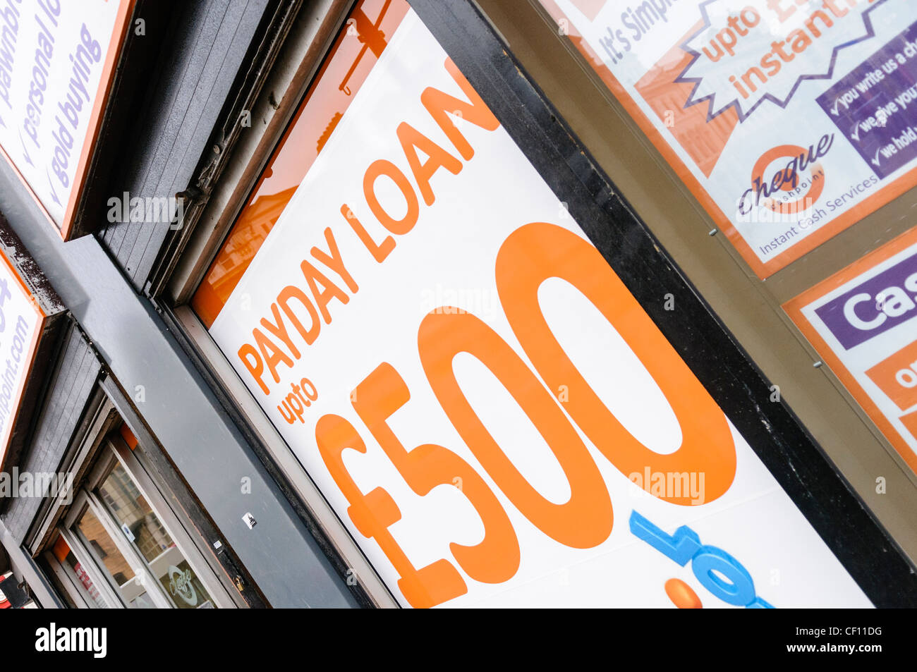 No fax payday loans savings account image 6
