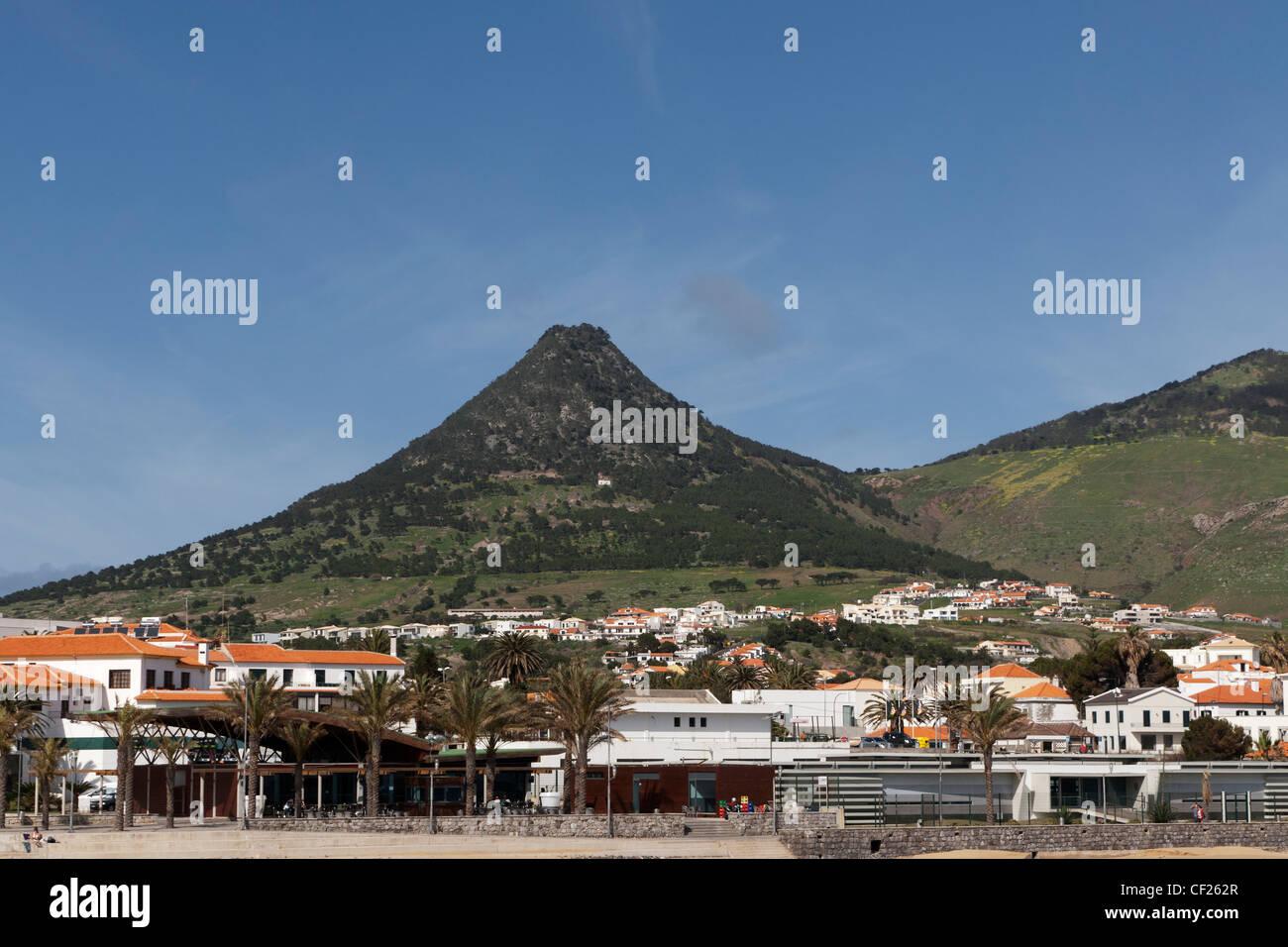Porto Santo, Vila Baleira, Portugal - Stock Image