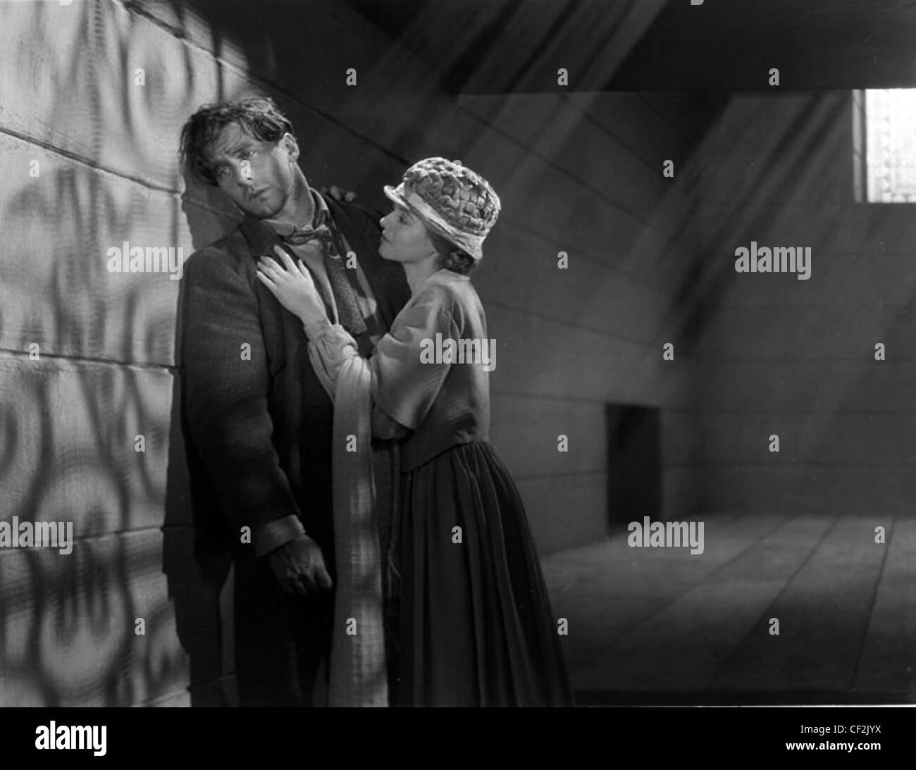 SUNRISE A SONG OF TWO HUMANS (1927) GEORGE O'BRIEN, JANET GAYNOR F.W MURNAU (DIR) 004 MOVIESTORE COLLECTION - Stock Image